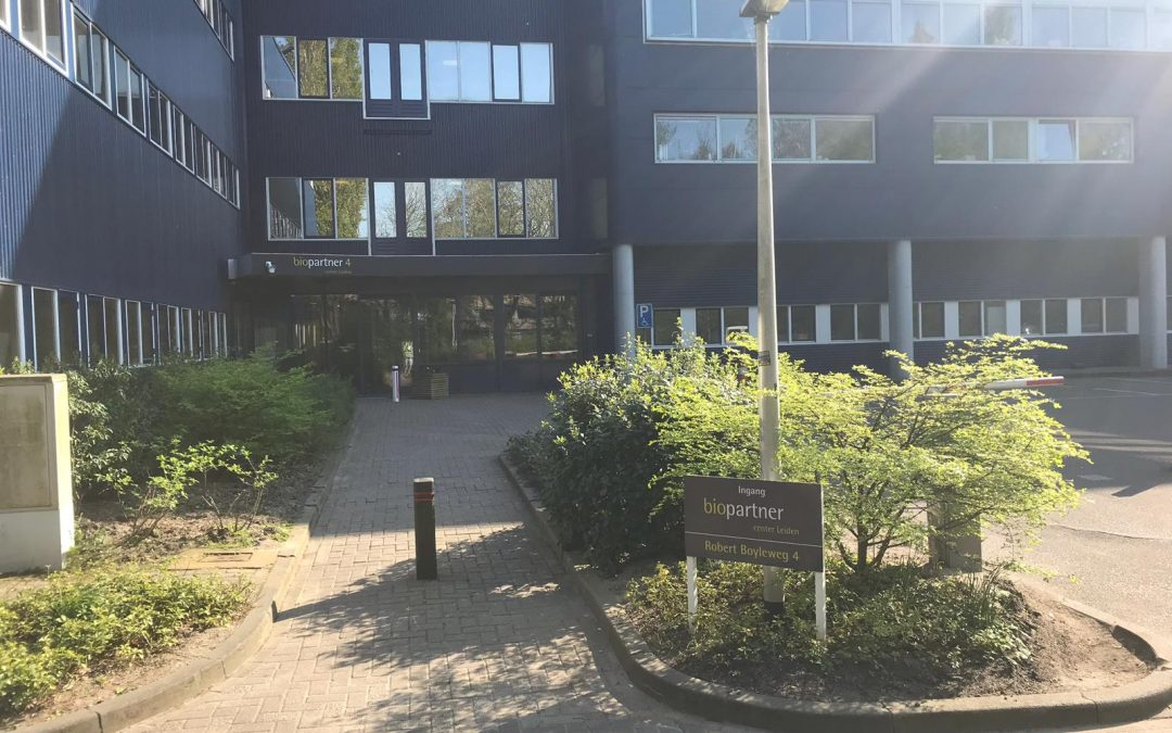Opening new office at Leiden Bio Science Park